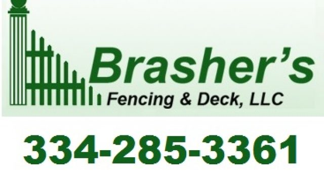 Brasher's Fencing & Deck Builder
